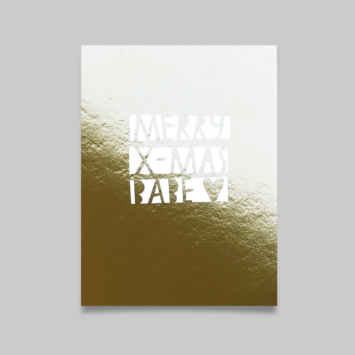 Merry x-mas babe